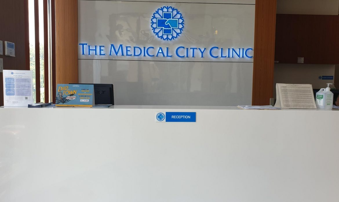 SANTOLAN TOWN PLAZA - The Medical City Clinic