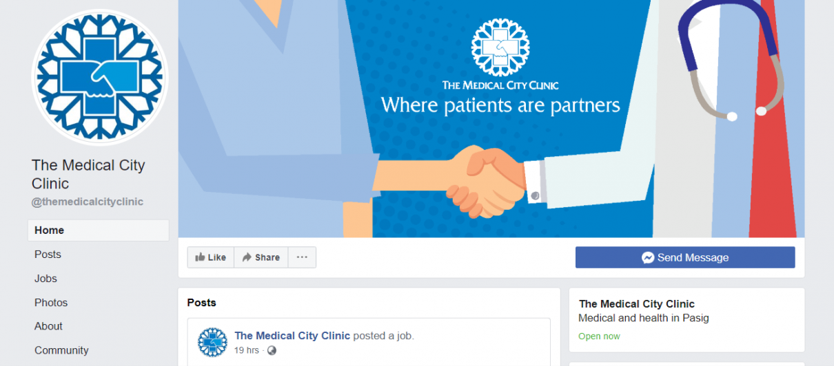 The Medical City Clinic Official Facebook Page