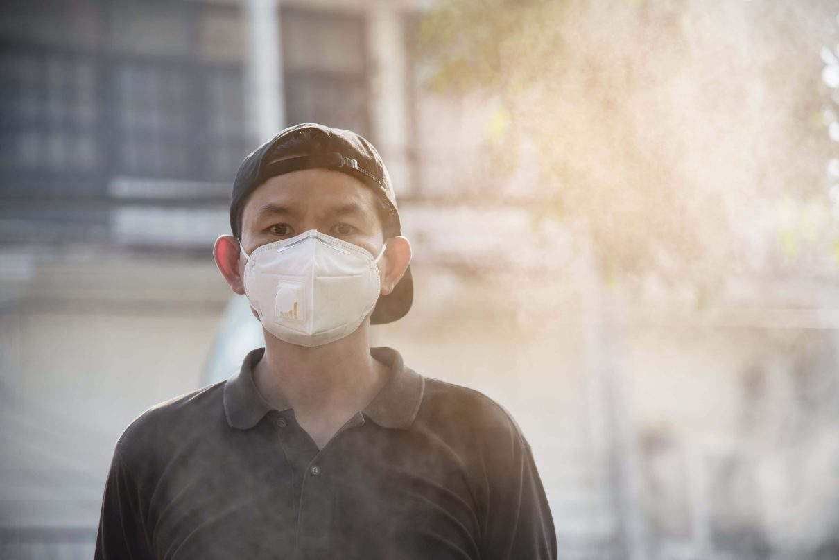 air quality in the Philippines