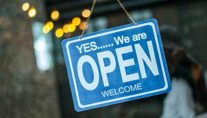 we are open - clinic schedule